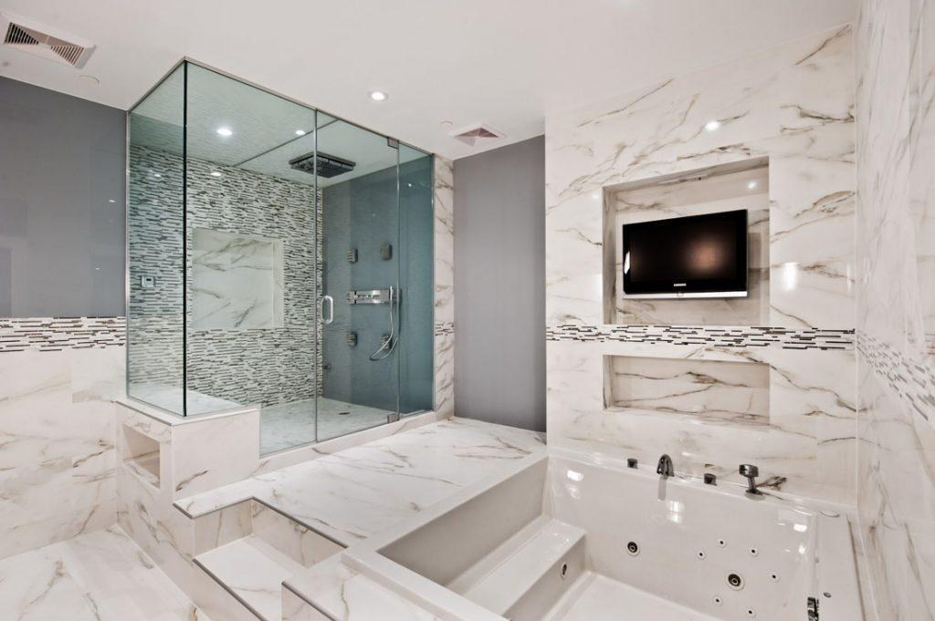 Bigger, Brighter, Better Bathrooms