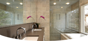 Frameless Shower Doors in West Palm Beach