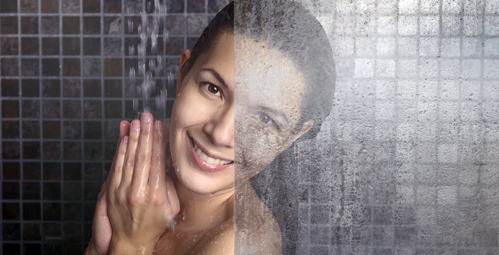 Is Your Shower Sexy?