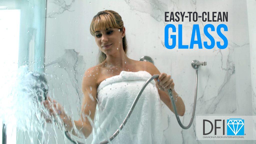 Frameless Glass Shower Doors Offer an Instant Upgrade