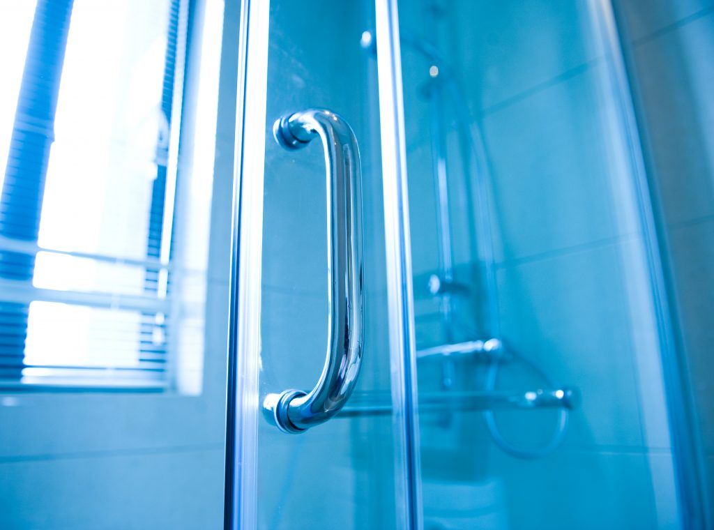 Let the Sun Shine In with Frameless Shower Doors