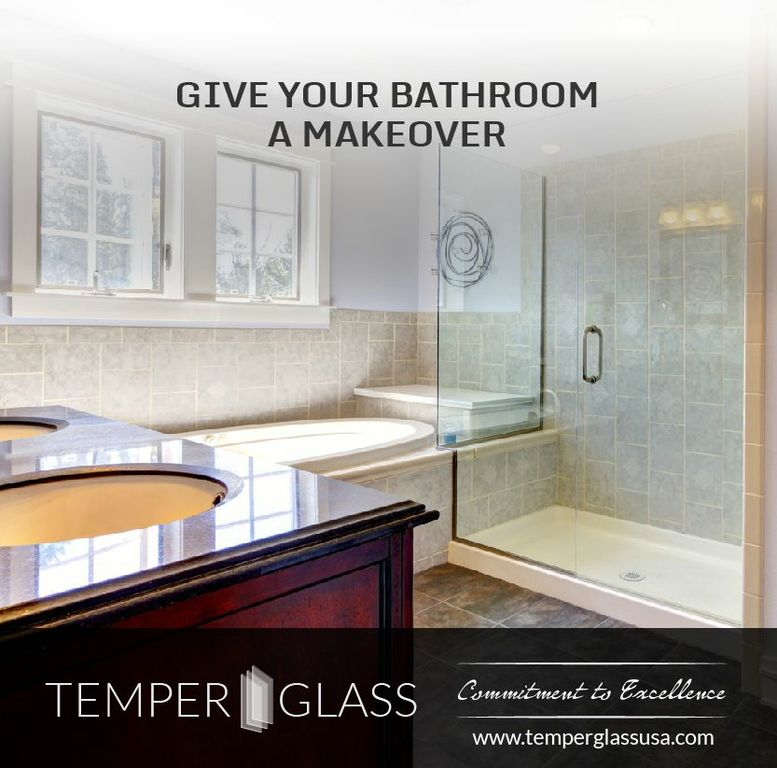Not All Shower Doors Are made Of Tempered Glass!